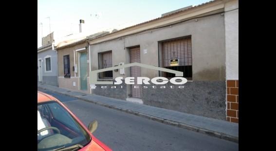 Casa de Pueblo en Benijófar